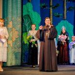 В театре драмы и комедии  им. В.И. Дунина –Марцинкевича состоялось праздничное  выступление театральной студии «Благовест»