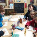 В Покровском храме города Кировска состоялось открытие детского клуба «Ириска»