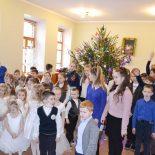 В воскресной школе Георгиевского храма встретили Рождество Христово