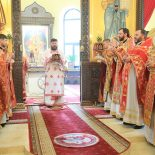 Престольный праздник Никольского кафедрального собора г. Бобруйска