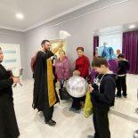 Начались занятия в воскресной школе кафедрального собора