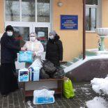 Благотворительная акция «Дари радость на Рождество» проходит в Бобруйске