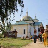В Бобруйске прошли торжества, посвящённые 800-летию святого Александра Невского