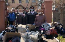 В Бобруйске прошла акция помощи нуждающимся людям