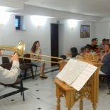 В храме иконы Божией Матери «Целительница» состоялась встреча молодежи