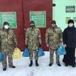 Рождественские подарки переданы в Воспитательную колонию №2 города Бобруйска