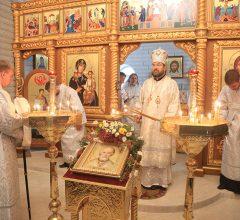 Одним освящённым храмом в Беларуси стало больше
