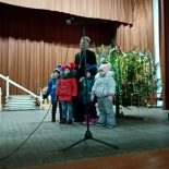 В Бацевичах состоялся Рождественский концерт