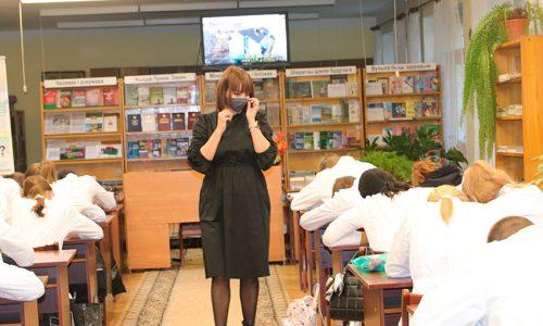 Состоялась встреча методистов центра «Покрова» со студентами медицинского колледжа г. Бобруйска