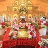 В день памяти пророка Ильи епископ Серафим совершил литургию в Ильинском храме города Бобруйска