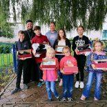 В Покровском храме г. Бобруйска завершилась благотворительная акция к Дню знаний