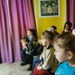 Юные сестры Иверского прихода выступили с театром Батлейки