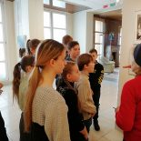 В Бобруйске проходит выставка, посвященная житию блаженной Валентины Минской
