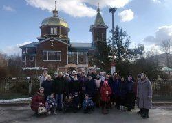 Состоялась паломническая поездка кировских прихожан в Гомельскую епархию