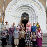 Состоялась паломническая поездка по святым местам Могилевской епархии