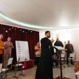 В воскресной школе Иверского храма прошла интеллектуальная игра «Слабое звено»
