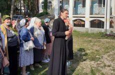 Бобруйские паломники посетили святые места Новогрудской епархии