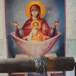 В Проще состоялось торжественное богослужение
