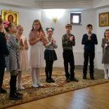 воспитанники Воскресной школы храма иконы Божией Матери «Целительница» г. Бобруйска порадовали прихожан новой театральной постановкой