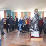 Литургия Преждеосвященных Даров в Покровском храме г. Бобруйска