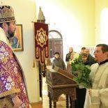 Архиерейское служение в Неделю 5-ю Великого поста