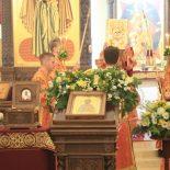 Всенощное бдение в канун памяти святителя Николая Чудотворца