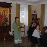 Школьники посетили Центр «Покрова»