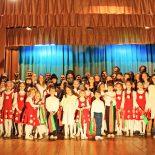 Показ праздничного музыкального спектакля «Сустракаем Свята разам» состоялся в поселке Чирковичи Светлогорского района
