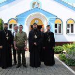 Епископ Серафим совершил Божественную литургию в домовом храме исправительной колонии №2 города Бобруйска