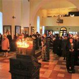 Епископ Серафим возглавил чтение первой части Великого покаянного канона преподобного Андрея Критского