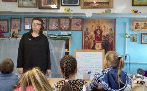 Новый учебный год начался в приходской школе Покровского храма Кировска