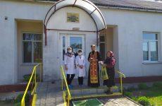 Священник посетил дом сестринского ухода в Любоничах