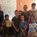 Социальные работники посетили Государственное учреждение образования «Детский социальный приют г. Бобруйска»