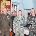 «Урок мужества» прошел в воскресной школе Покровского храма г. Кировска
