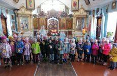 Экскурсия по храму состоялась в Покровском храме г. Кировска