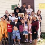 Опыт организации  оздоровления и православного воспитания на приходе летом