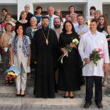Епископ Серафим поздравил представителей системы здравоохранения Осиповичского района с Днём медицинского работника