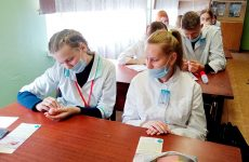Состоялась беседа педагога центра «Покрова» с первокурсниками медицинского колледжа