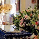 В канун праздника Успения Пресвятой Богородицы епископ Серафим совершил всенощное бдение в Никольском кафедральном соборе