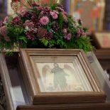 Накануне дня памяти усекновения главы Крестителя Господня Иоанна епископ Серафим совершил всенощное бдение в Никольском кафедральном соборе