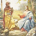 Неделя пятая. О самарянке. Простодушная